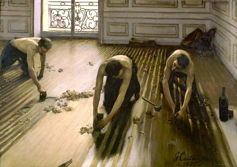 Caillebotte 1875